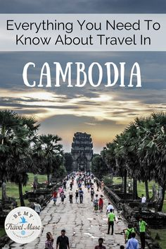 A listing of blog posts by location that can help you plan your solo, group, or couple's trip to Cambodia.