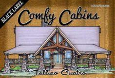 The Tellico Cuatro 2732 SF, 4 BR, 4 BA, 4 HBA 1800 SF Outdoor Living