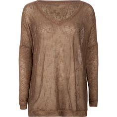 Full Tilt Boyfreind Fit womens Sweater! i love the color!