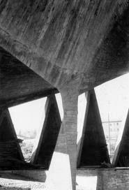 Arq. Félix Candela: Iglesia de la Medalla Milagrosa, Vertiz Narvarte, México D.F., 1953-1955
