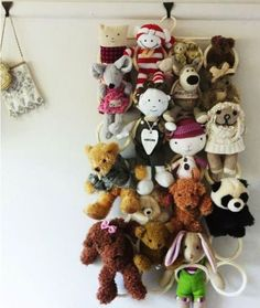 Stuffed Animal Organizer: 10 Easy Ikea Hacks for the Nursery - mom.me