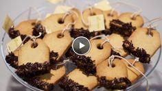 Thee koekjes,leuk!!