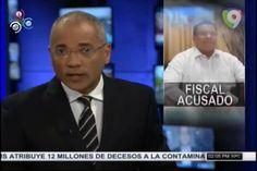 Caso Fiscal Acusado De Acoso Sexual #Video