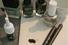 camo nails, nail art militaire, teintes kaki, camouflage, kiko, cliché, fnug, quand un soldat, chanson, 1952, francis lemarque, reprise, chanson plus bifluorée,, gif animé, tuto