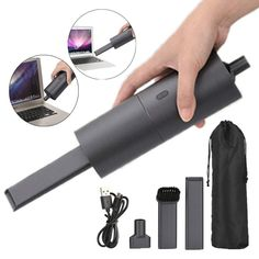 Handheld Vacuum Cordless Vacuum Cleaner Vacuum Cleaner & Blower Cleaner Dual-Purpose, Rechargeable Portable Handheld Mini Vacuum cleaner   #vacuumcleaner #vacuum  #dustmites #clean #hydrocleaner #robotaquaid #dustmite  #cleaningservice #nanosilver #housecleaning #nanosilvertechnology #watervacuum #cleaningrumah #dustmitecleaning #apartmentcleaning #cleaningservices #forsale #bhfyp #aliexpress #freeshipping #hotdeals #home #cleaner
