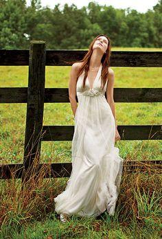 Simple Sexy Wedding Dresses