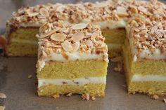 sara: pastel de almendras sin gluten