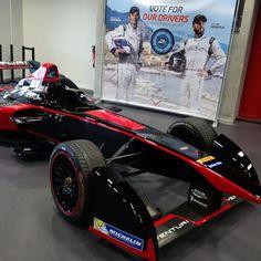 Championnat Formula-e à Monaco : une course à la maison pour Venturi | WebTimeMedias