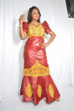 Visit etsy.com/shop/newafricandesigns for more designs African Maxi Dresses, Ankara Dress, African Attire, African Wear, Mode Du Ghana, Maxi Outfits, African Traditional Dresses, Mom Dress, Embroidery Fashion