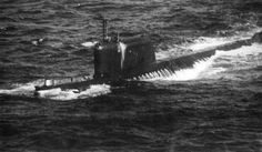 This is the infamous K-19, a Hotel-class Soviet submarine