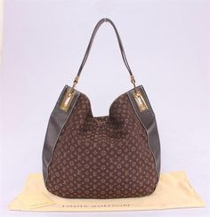 7039df4142 Louis Vuitton Monogram Idylle Rendez-Vous MM M40744 Brown -  159.2