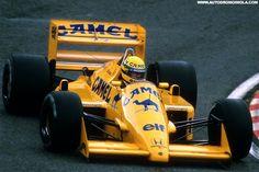 Camel Lotus F1