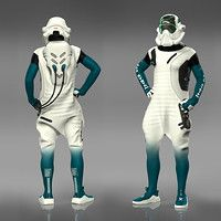 FO2 SpaceSuit SYSTEMS by Clement Tingry on ArtStation.