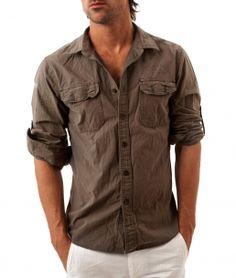 Lexington Vintage Shirt Hunter Green  995:-  http://www.butikgenuin.se/varumarken/lexington/herr-lexington-klder/lexington-vintage-shirt-hunter-green