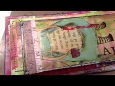 Junk Journal - lengthwise envelopes, filled with mail still!