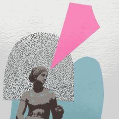 collage - Conrad Crespin