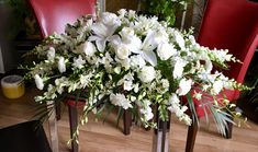 We know loosing a family member may be tough. We are here to make the floral process simple and respectful. Call us to book.