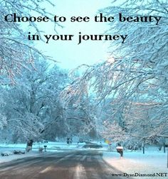 Your journey is beautiful