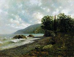 Crimean Landscape by Isaac Levitan