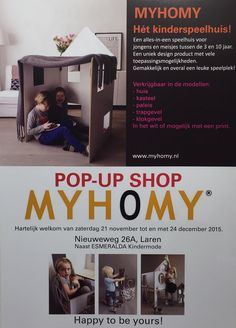 MYHOMY Pop-up Shop