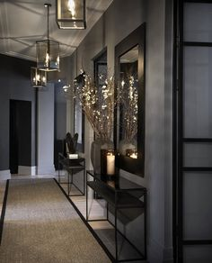 Consulting and interior and exterior decoration ., Consulting and interior and exterior decoration design ? 97 + Carrying out all kinds of home décor and fig. Home Interior Design, Interior And Exterior, Living Room Designs, Living Room Decor, Flur Design, Hallway Designs, Home Decor Inspiration, New Homes, House Design