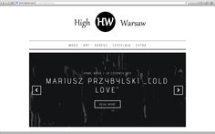 NEW WEB! WELCOME WWW.HIGHWARSAW.PL
