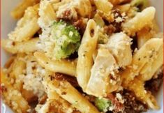 Baked Penne with Chicken, Broccoli & Smoked Mozzarella Recipe Smoked Mozzarella Recipe, Mozzarella Chicken, Chicken Penne, Chicken Broccoli, Chicken Divan, Burger Mix, Pork Chops And Gravy, Baked Penne, Pineapple Chicken