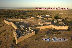 Natura, spiaggia e relax in #Uruguay.  El Parque Santa Teresa: http://ow.ly/KJKXP