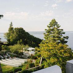 Weyerhaeuser Estate Wedding Benj Haisch