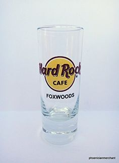 Gläser Aktiv Hrc Hard Rock Cafe Bar & Spirituosen Malaga Cordial Logo Shot Glass Glas