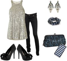 """midnight blue"" by bellaviephotography ❤ liked on Polyvore"