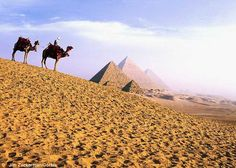 Islamic State threatens with destruction of Egyptian pyramids, Sphinx
