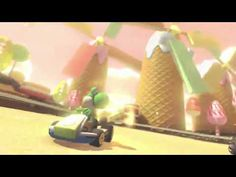 Mario Kart 8 Trailer - YouTube