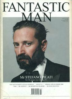 Fantastic Man, Third Issue #3