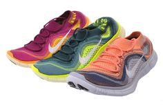 Nike Wmns Free Flyknit + Run 5.0 Lightweight 2013 Womens Running Shoes 3  Pick 1