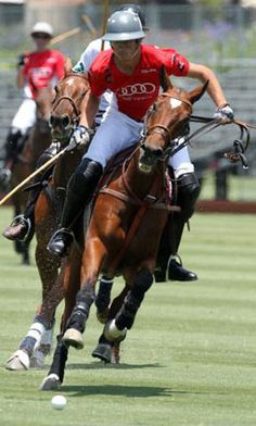 """Lucas Lalor 5-goaler, Pilar, Buenos Aires, Argentina -  Lucas Lalor, the son of Luis Lalor, Jr., former nine-goaler and current president of the Asociación Argentine de Polo, considers the sport of kings more than a family tradition. Picking up a mallet when he was just 7, Lalor, now 21, says it was a natural transition when he started to play. """"My father got me into polo at an early age. Everything was in place and I just started playing,"""" he says. Photo by David Lominska"""