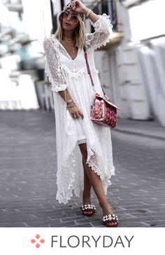 Solid Tassel Tank V-Neckline Shift Dress, solid dress, tassel, clothing, v-neckline, shift dress, fashion, new trend, style.
