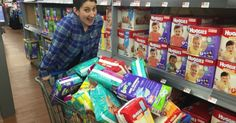 How to get Diapers and Wipes for free