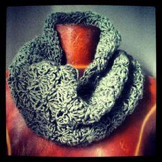 Short Crochet Snood  £20.50