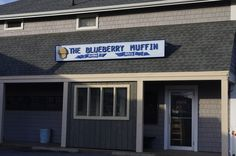 The Blueberry Muffin Breakfast Restaurant in Plymouth MA