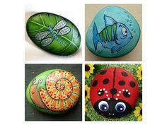 80 nouvelles idées pour créer des jolies déco avec des pierres
