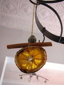 Natural Suburbia: Handmade Christmas Ornaments...