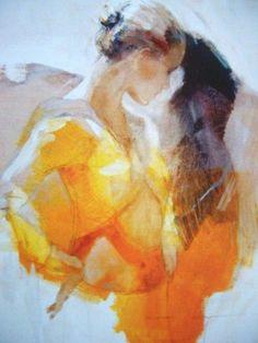 Christine Comyn watercolor