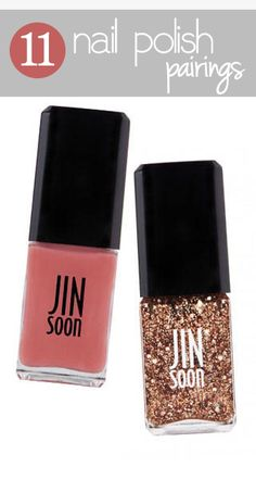 11 great nail polish pairings.