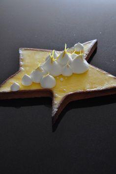 // star lemon tart • Pattiserie KUROKAWA