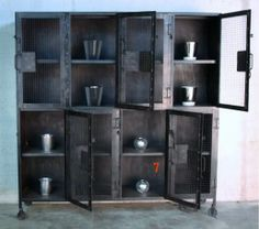 Industrial Furniture: All BARAK'7 industrial furniture