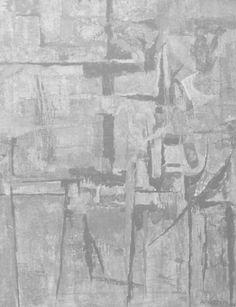 Ermanno Besozzi pittore 1958 olio su tela arc 796