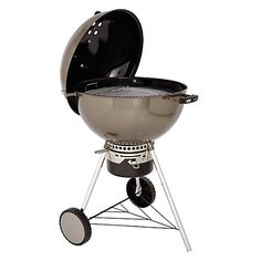 Buy Weber Master-Touch Gourmet System Grate Charcoal BBQ from our BBQs range at John Lewis & Partners. Weber Grill, Charcoal Bbq, How To Cook Chicken, Cooking Tips, Cooking Recipes, Grilling, Touch, Barbecues, Gourmet