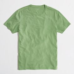 Factory washed tee $15