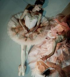 "ele-bee: ""one-ballerina: "" Svetlana Zakharova "" Photo by Nikolay Krusser. """